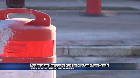 Milwaukee Police searching for hit-and-run suspect in crash that...